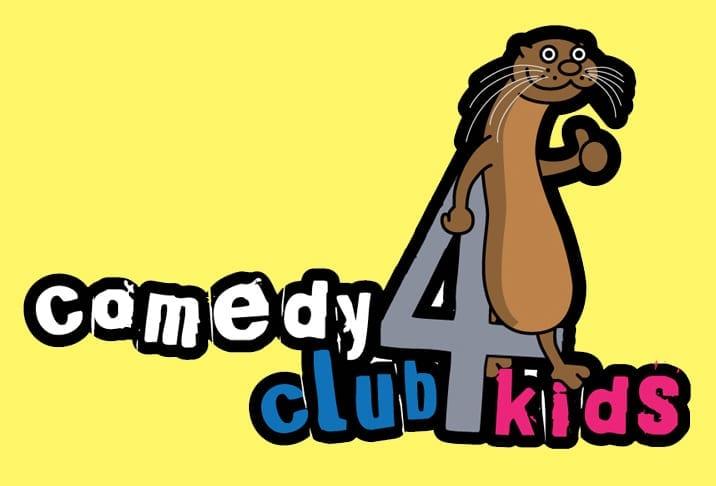 Comedy Club 4 Kids logo