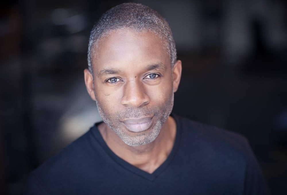 A headshot of Wil Johnson