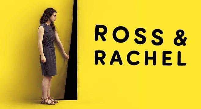 A poster for Ross & Rachel