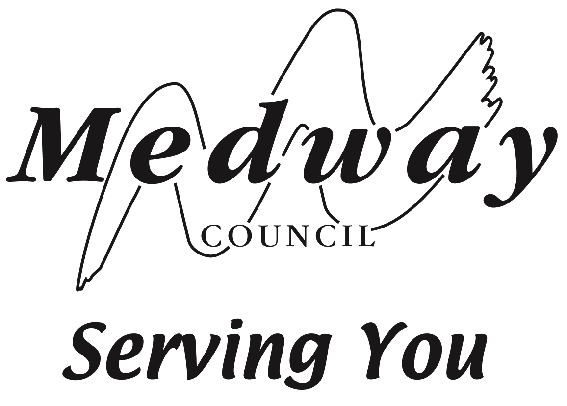 Medway Council - Serving You - Logo